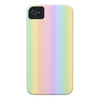 Rainbow Polka Dots iPhone 4 Covers