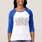 Rainbow polka dots T-Shirt