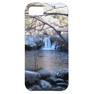 RAINBOW POOL, NEAR YOSEMITE: BARE BRANCHES #11 iPhone 5 CASES