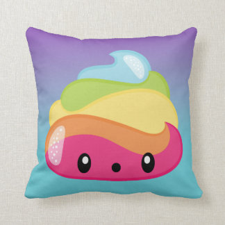 Poop Emoji Throw Pillow : Poo Emoji Pillows - Decorative & Throw Pillows Zazzle