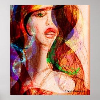 Rainbow Poster print