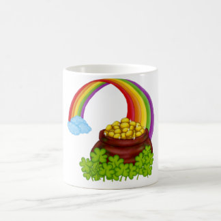 Rainbow Pot of Gold Mug