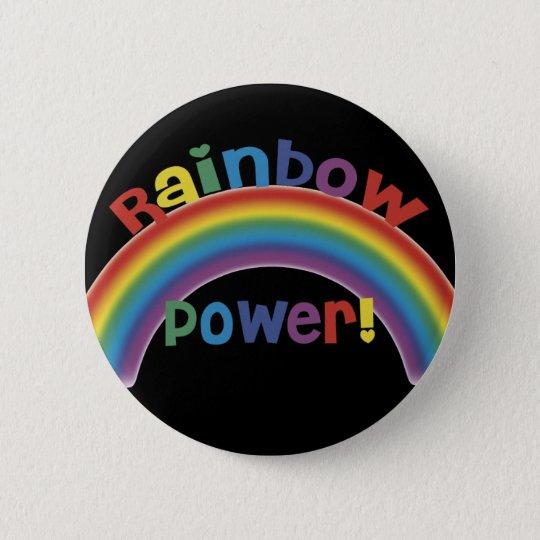 Rainbow Power! Button
