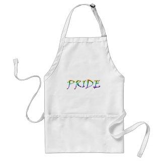 Rainbow PRIDE Adult Apron