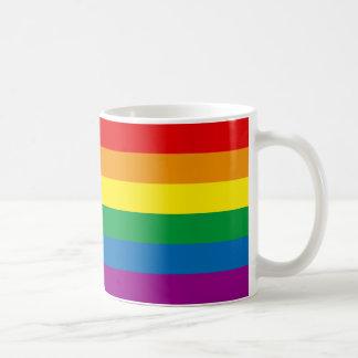 Rainbow Pride Coffee Mug