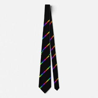 Rainbow Pride Diversity Equality CricketDiane Tie