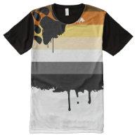 Rainbow Pride Flag All Over Print Shirt All-Over Print T-shirt