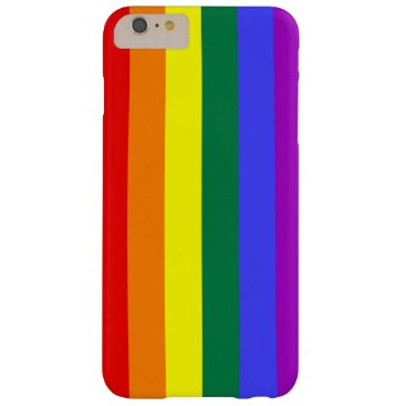Rainbow Pride Flag Barely There iPhone 6 Plus Case