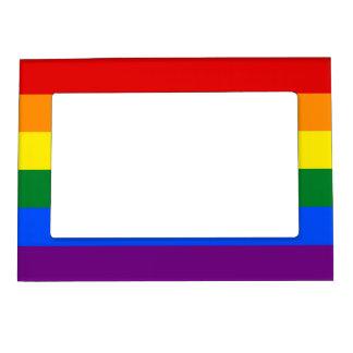 Rainbow Pride Flag Magnetic Frame