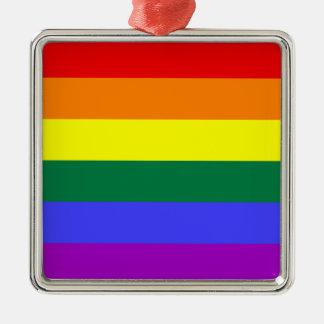Rainbow Pride Flag Ornament