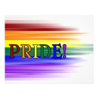 Rainbow Pride! Flyer