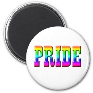 Rainbow PRIDE Fridge Magnet
