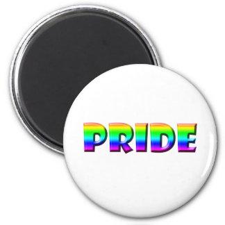 Rainbow PRIDE Fridge Magnets