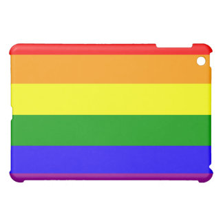 Rainbow Pride iPad case