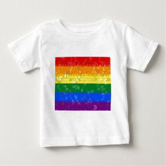 Rainbow Pride Mosaic Flag Tee