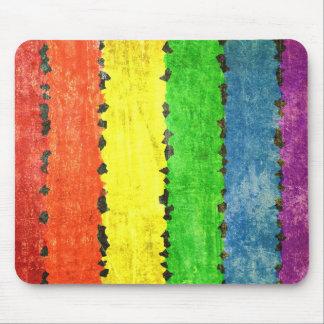Rainbow Pride Mouse Pad