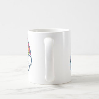 Rainbow Pride Classic White Coffee Mug