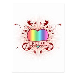 Rainbow Pride Post Cards