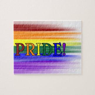 Rainbow Pride! Puzzles