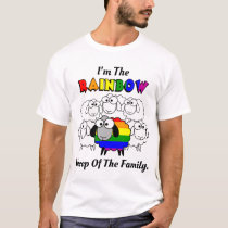 Rainbow Pride Sheep T-Shirt