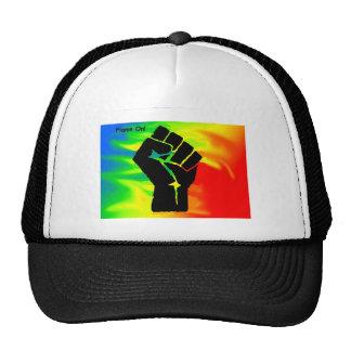 Rainbow Pride Trucker Hat