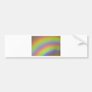 Rainbow Product Bumper Sticker