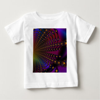 Rainbow Psyched Fractal T-shirt