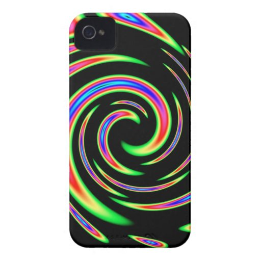 rainbow psychedelia 18 iPhone 4/4s case mate