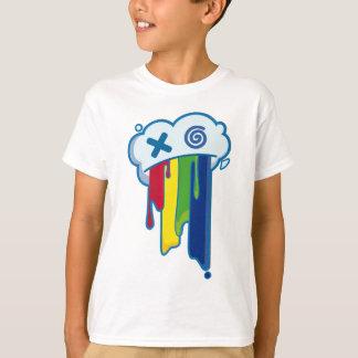 Rainbow Puke Cloud T-Shirt