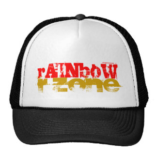 rAINboW, r ZONE Trucker Hat