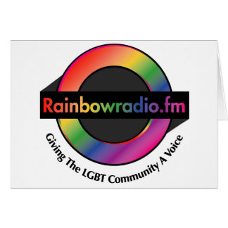 Rainbow Radio FM Merchandise Card