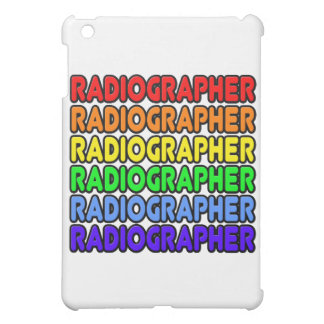 Rainbow Radiographer Cover For The iPad Mini