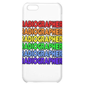 Rainbow Radiographer iPhone 5C Cover