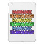 Rainbow Radiologic Technologist Cover For The iPad Mini
