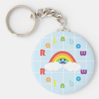 Rainbow - Rainbow Keychain