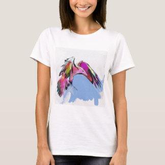 Rainbow Raven T-Shirt