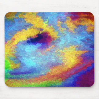 Rainbow Reflections in Water Mouse Pad