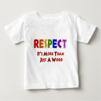 Rainbow Respect Baby T-Shirt