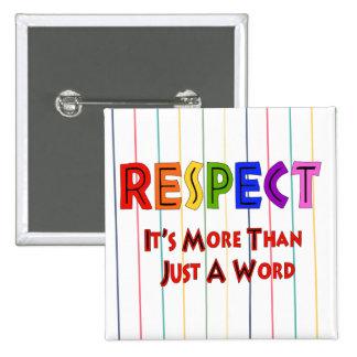 Rainbow Respect Button