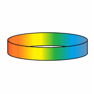 Rainbow Ring Cutout