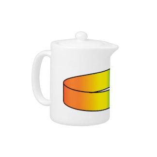 Rainbow Ring Teapot