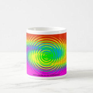 Rainbow Ripple Mug