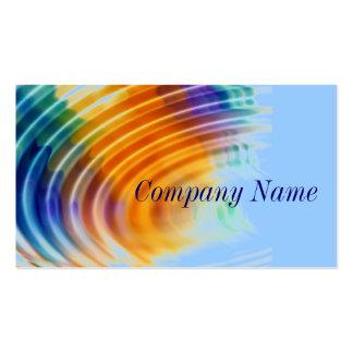 Rainbow Ripples Business Cards