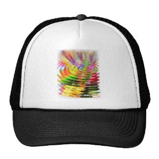 Rainbow Ripples Trucker Hat