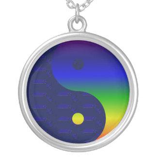 Rainbow Rising Yin Yang Custom Jewelry