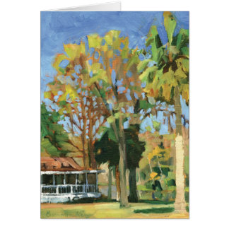 Rainbow River note card