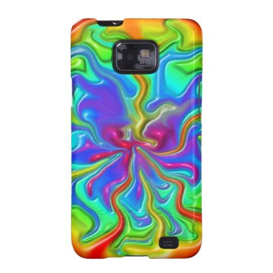 Rainbow Rivers Galaxy SII Case