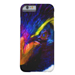 Rainbow Rockhopper Penguin Barely There iPhone 6 Case