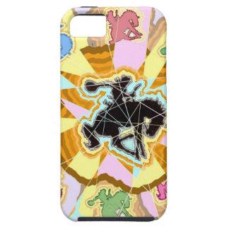 Rainbow Rodeo. iPhone SE/5/5s Case