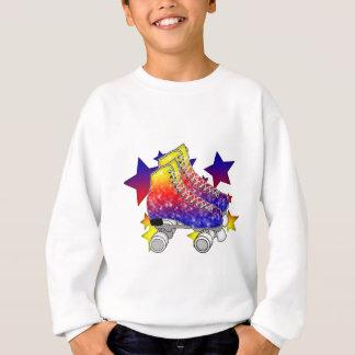 Rainbow Rollerskates Sweatshirt